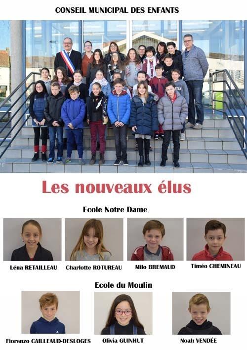 Elus CME 2016-2017
