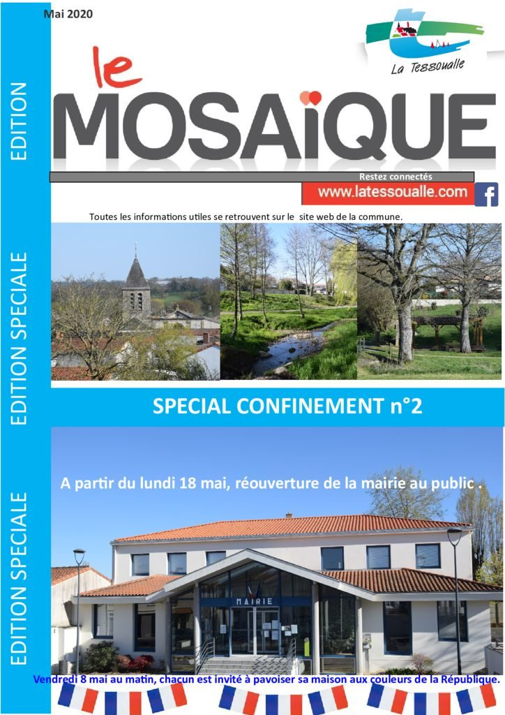 thumbnail of Mosaique edition speciale n°2