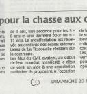 REVUE DE PRESSE 20032016