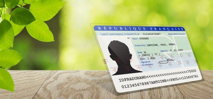 Nouvelles dispositions pour la délivrance des cartes d'identité