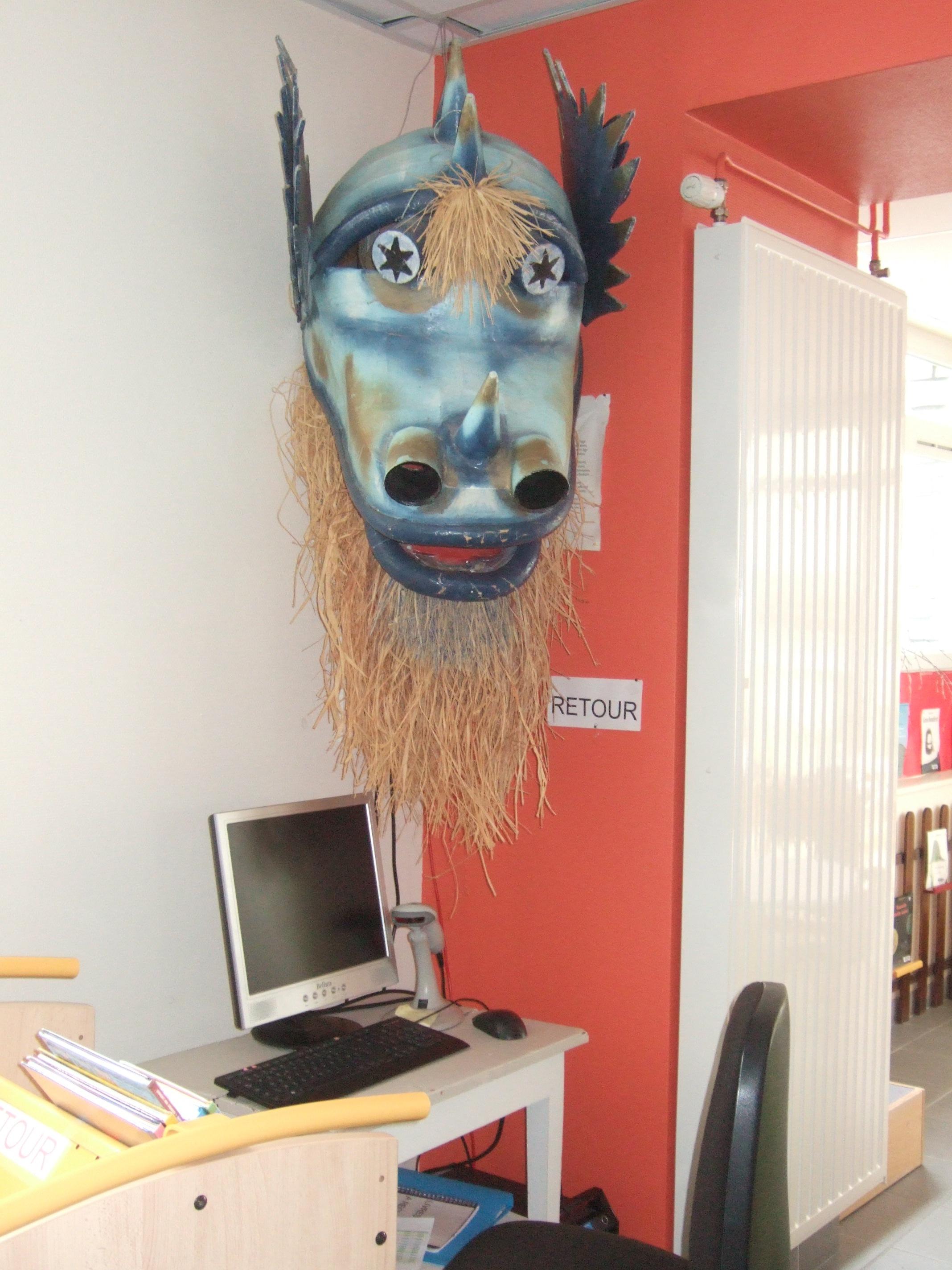 carnaval bouquin bouquine 032017