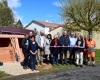 Inauguration composteur EPHAD La Blanchine 2