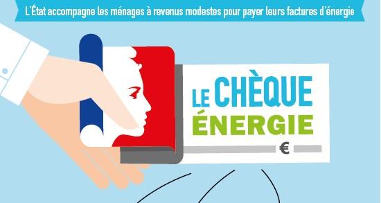 Le chèque énergie 2018