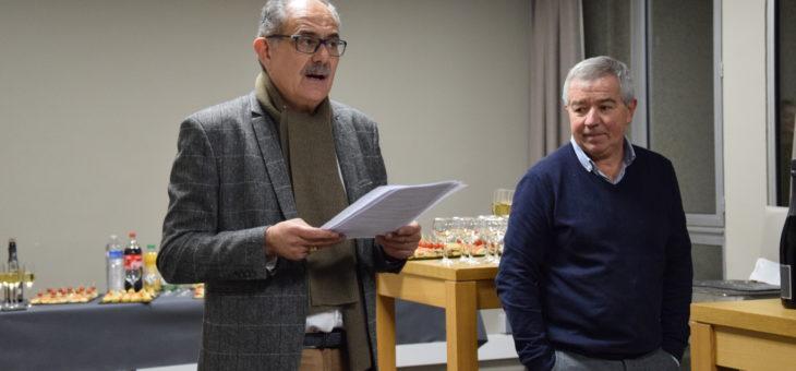 Monsieur le Maire adresse ses vœux au personnel communal