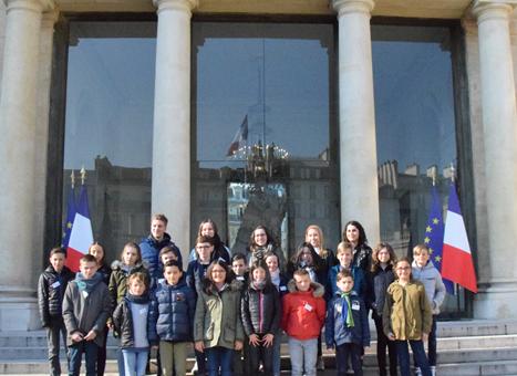 Journée inoubliable à Paris pour les 10 ans du CME