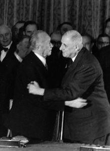 Retour sur le 22 janvier 1963 : Traité de l'Elysée