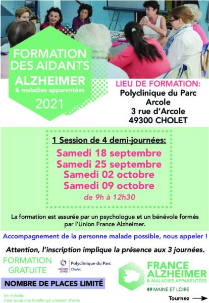 thumbnail of flyer FAI Cholet 2 2021