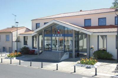 mairie de la Tessoualle 49 maine et loire