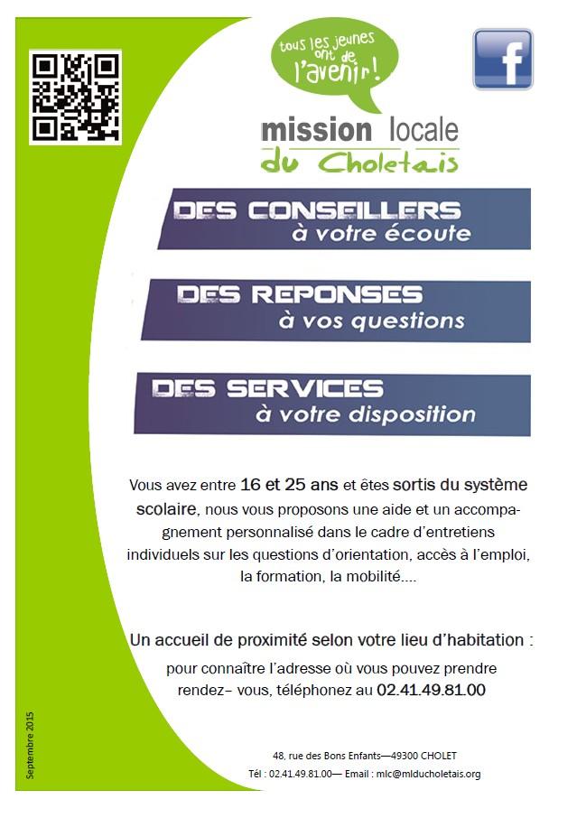 info mission locale