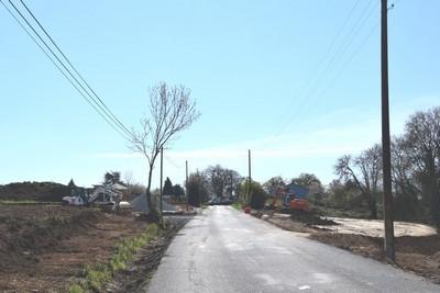 Travaux sur la RD 258  – Route fermée à la circulation dans les 2 sens