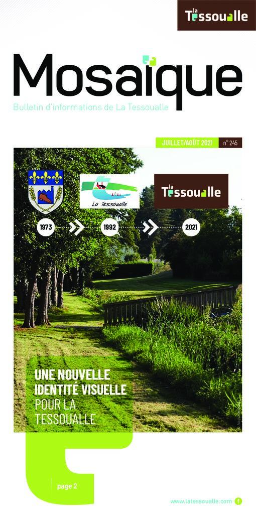 thumbnail of Mosaique juillet août 2021
